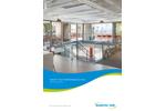 Wave - High Performance Fin Ceiling Sail Unites - Brochure