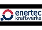 Enertec - Synthesis Gas CHP Units