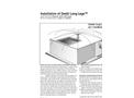 Daddi Long Legs Installation Instructions Manual - Brochure