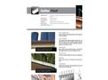 Gutter-Point - Bird Spikes - Brochure