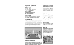 Gridwire - Fluorescent Systems Specifications