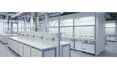 System DELTA 30 - Laboratory Fume Cupboards
