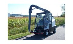 Madvac - Model LR50 - Vacuum Litter Collector with Robotic Arm