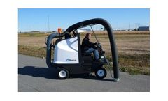 Madvac - Model LN50 - Vacuum Litter Collector with Assisted Arm