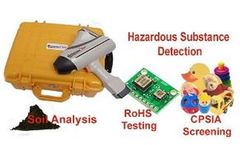 X-ray Fluorescence Analyzer for Hazardous Substance Screening Solutions