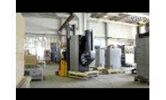 Guntamatic Logistics Center Video