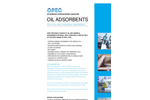OPEC - RP18 - Oil and Chemical Adsorbent Rolls - Brochure