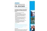 Oil Booms - Brochure