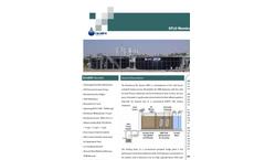 EFLO MBR - Membrane Bioreactor Technical Data