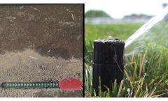 WiFi Latching Sprinkler Controller With Soil Moisture Sensors - Video