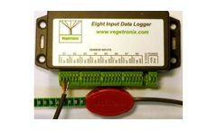Vegetronix - 8 Inputs USB Soil Moisture Sensor Reader