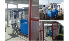 Water and wastewater treatment solution for medical center - hospitals industry