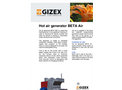 Beta Air - Hot Air Generator Brochure