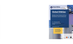 Global Oil & Gas Middle East & North Africa 2016 Brochure