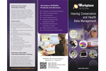 Workplace-INTEGRA - Hearing Data Conservation and Health Management - Brochure