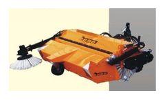 bema - Model Kommunal Dual Series - Mounted Sweepe