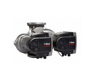 Biral  - Model ModulA - Mini-Energy Twin Pumps