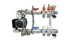 Subheat - Model 2 - Port Manifold With Uk Mixing Kit