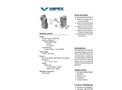 Vapex - Model Nano XL - Odor Control System - Brochure