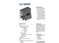 Vapex - Model PLC‐3500 - Odor Control System - Brochure