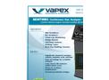 Vapex Sentinel Gas Analyzer-Monitor Brochure