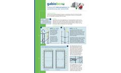 Ludwig - Spiral Gabiobox System Brochure