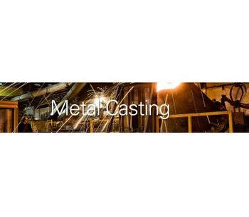 Odor control for metal casting - Metal