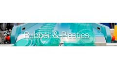 Odor control for rubber and plastic
