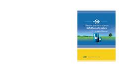 Ecosorb Odor Eliminator Brochure