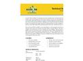 Ecosorb - Model 505G/606G - Broad Spectrum Odor Neutralizers Technical Datasheet