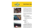 Solid Waste Industry Brochure