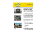 Asphalt Industry Brochure