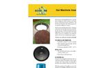 Ecosorb - Gel Manhole Insert System Datasheet