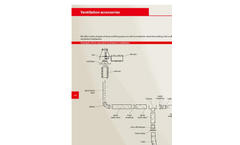 Fitting Pieces And Other Ventilation Equipment Brochure