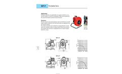 Portable Fans — WP-P Brochure