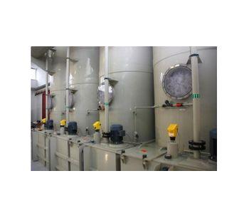Neutra - Acidic Waste Air Treatment System