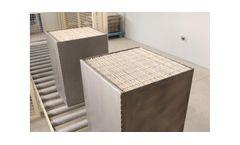 IBIDEN - Model SCR - Honeycomb Catalysts