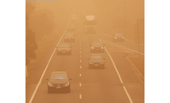 Dust storm shrouds NSW and Queensland