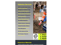 Asbestos and Hazardous Materials Services - Brochure