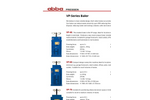 Vertical Baler Products - Brochure