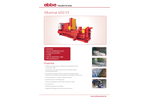 Albamat - Model 600 V5 - Fully Automatic Vertical Channel Baling Presses System - Brochure