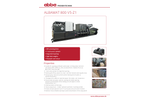 Albamat - Model 800 V5 Z1 - Fully Automatic Vertical Channel Baling Presses System - Brochure