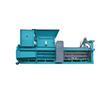 Fully Automatic Horizontal Channel Baling Presses System-1