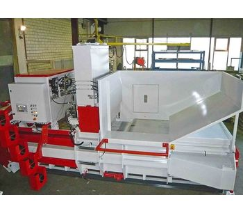 Fully Automatic Vertical Channel Baling Presses System-4