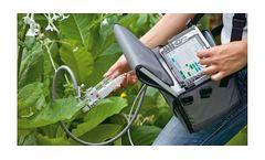 Model PAM-2500 - High-performance Field and Laboratory Chlorophyll Fluorometer