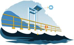 Measuring the ocean surface solutions for ports & coastal industry