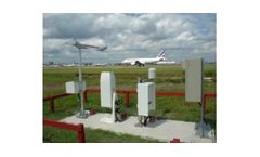 Muir Matheson - Model AWOS - Airport Weather Observation System