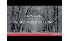 Winter Weather Outlook Recorded October 2018 Video