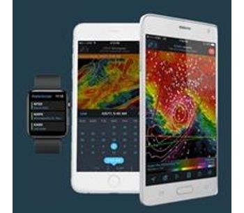 RadarScope - Version Pro Tier 2 - Ultimate Weather Radar App for Work and Play