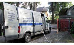 Water Treatment Equipment Maintenance Service